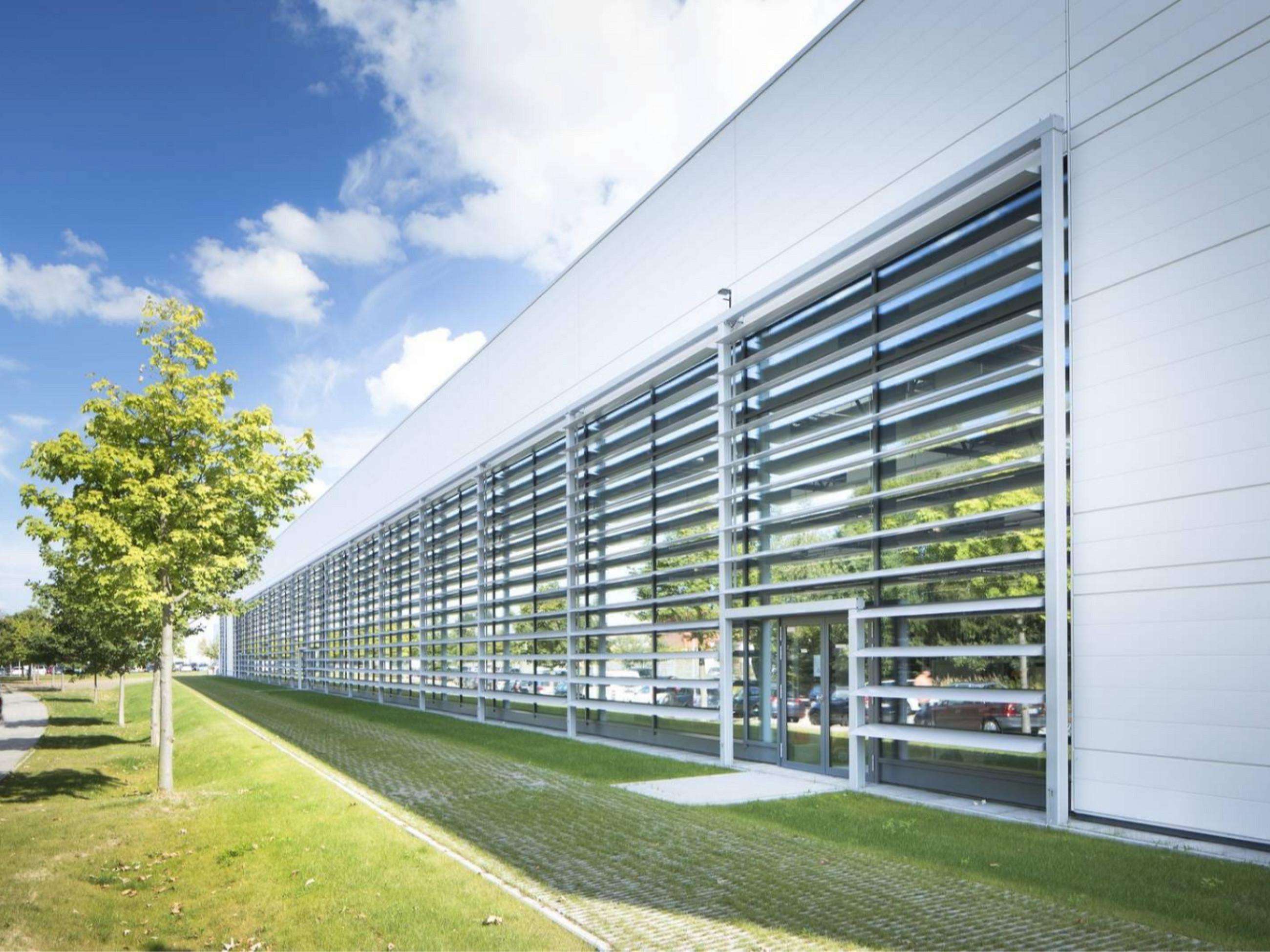 Zukunftsfabrik der Draeger Werke, Lübeck
