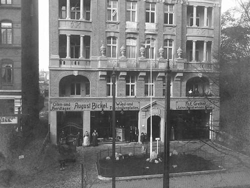 Wohn- und Geschäftshaus Holtenauer Straße 73, Kiel