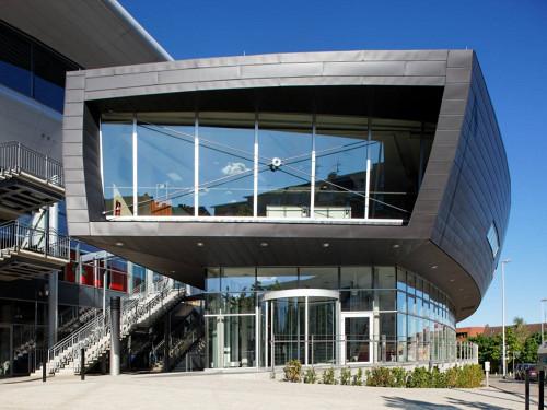 BusinessLounge der Ostseehalle, Kiel