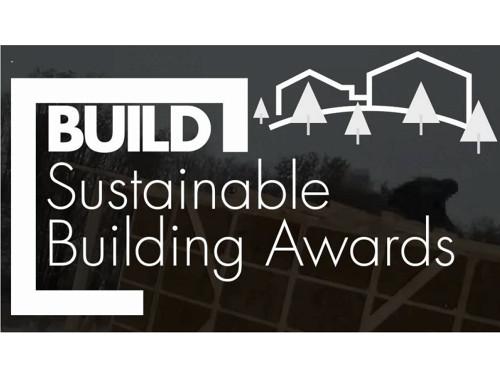 BUILD Magazine Award Sustainable Building für die Holtenauer Straße 73