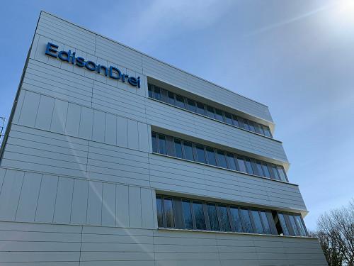 Edison 3 ausgepackt
