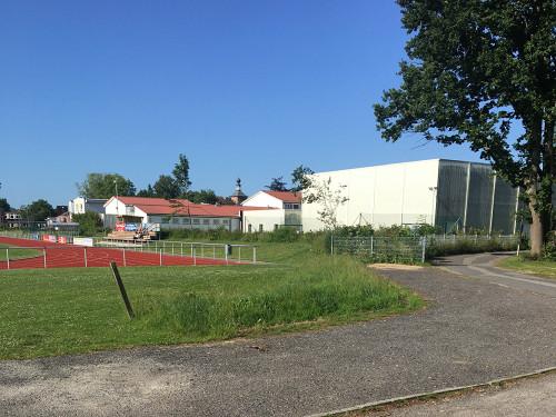 Eine neue Sporthalle für Schönberg (Holstein)