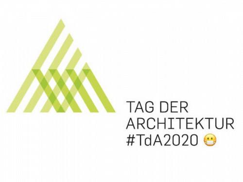 Tag der Architektur 2020 - digital und online