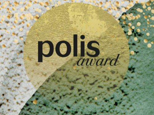 Nominierung für den polis Award