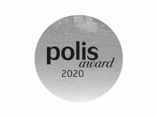 2. Platz beim polis Award für den AnscharPark