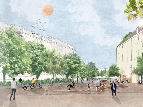 Projekt Azubi Wohnen in Hamburg am Alsenplatz veröffentlicht