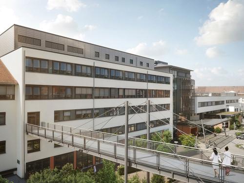 Umbau und Erweiterung Marienhospital Osnabrück