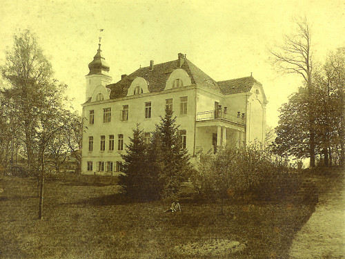 Herrenhaus Borghorsterhütten