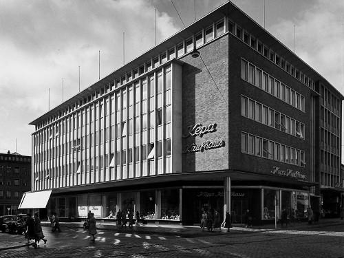 Kaufhaus Kepa in Kiel, Holstenstraße 55-57