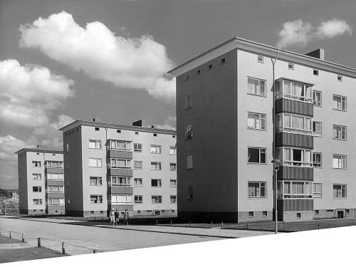 Wohnbebauung Holtenauer Straße/Jungmannstr. 26-42 in Kiel
